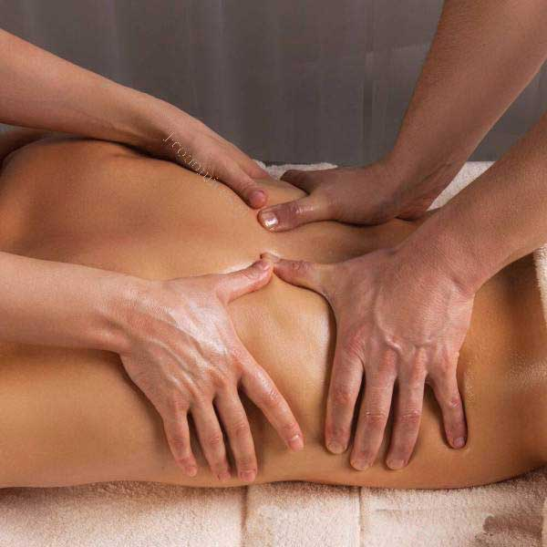 What are the different types of erotic massages
